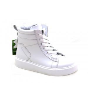 Стильні демісезонні черевики для дівчинки Tobi 289-01 (32-37р.)