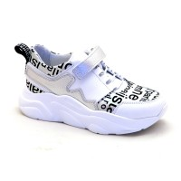 Стильні кросівки для дівчинки Tobi 266-05 (32-37р.)