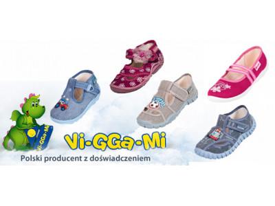 Дитяче текстильне взуття Vi-GGa-Mi