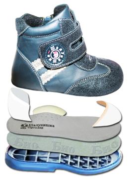 0c70c25e0 Шалунишка ОРТОПЕД - это анатомическая профилактическая детская обувь